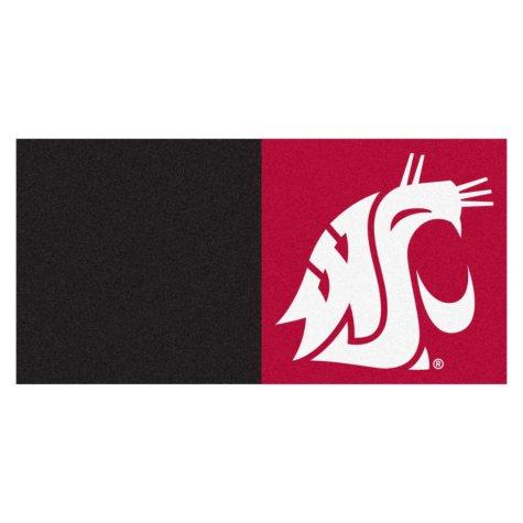 NCAA - Washington State University Team Carpet Tiles