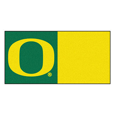 NCAA - University of Oregon Team Carpet Tiles