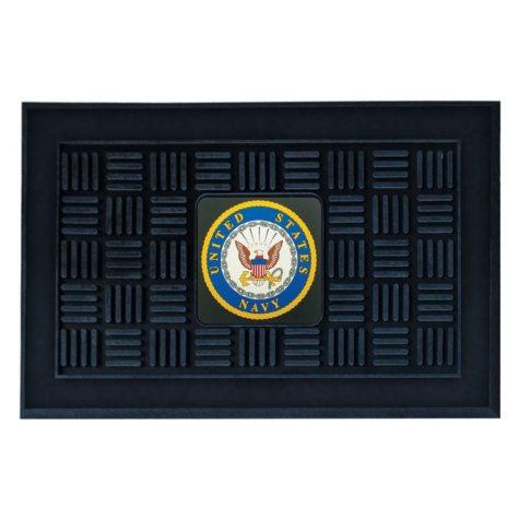 U.S. Navy Medallion Doormat