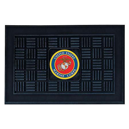 U.S. Marines Medallion Doormat