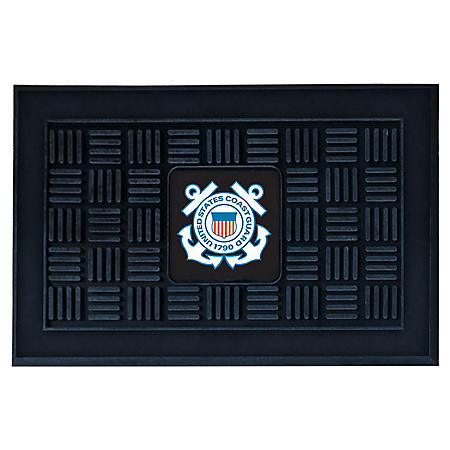 U.S. Coast Guard Medallion Doormat