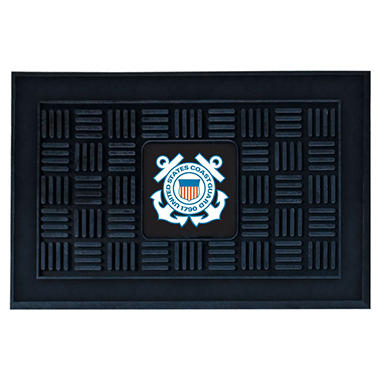 U.S. Coast Guard Medallion Doormat