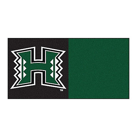 Ncaa University Of Hawaii Team Carpet Tiles Sam S Club