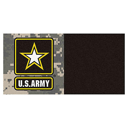 MIL - U.S. Army Team Carpet Tiles
