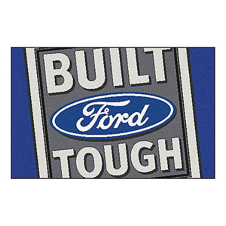 Ford Built Tough Doormat