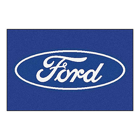 Ford Oval Doormat
