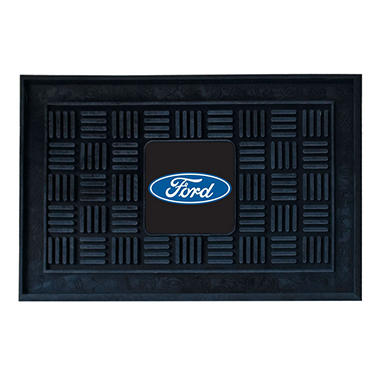 Ford Oval Medallion Doormat