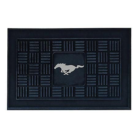 Ford Mustang Horse Medallion Doormat