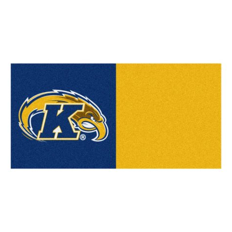 NCAA - Kent State University Team Carpet Tiles
