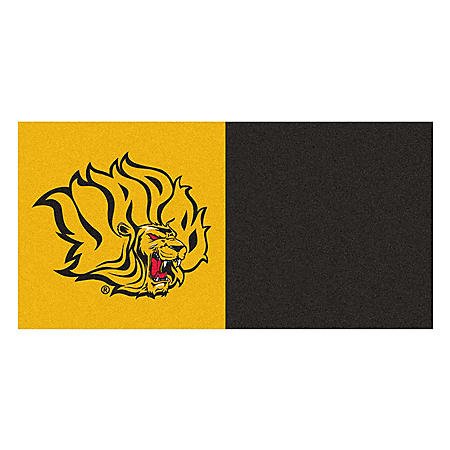 NCAA - University of Arkansas at Pine Bluff Team Carpet Tiles