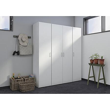 Tvilum 4-Door Storage Cabinet Combination