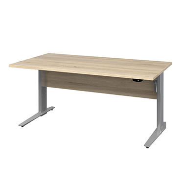 Tvilum Electric Height Adjustable Office Desk, 30