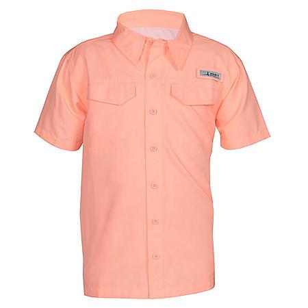 Habit Youth Short Sleeve River Shirt