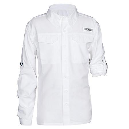 Habit Youth Long Sleeve River Shirt