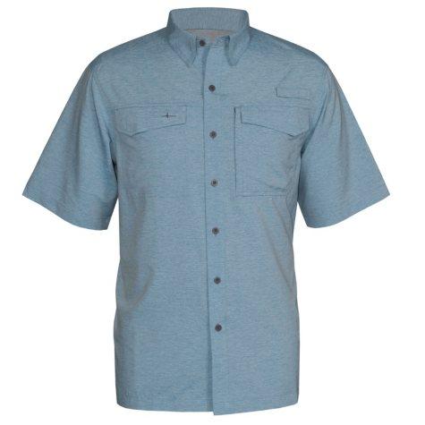 Habit Men's Short Sleeve Promo River Shirt