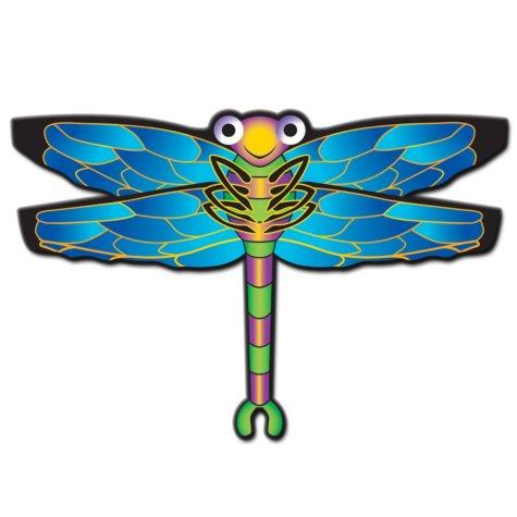 X Kites Dragonfly Deluxe Nylon Kite