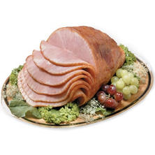 Smithfield Double Honey-Glazed Spiral Half Ham (8-10 lbs.)