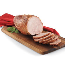 Smithfield Boneless Petite Smoked Turkey Breast  (3-4 lb.)