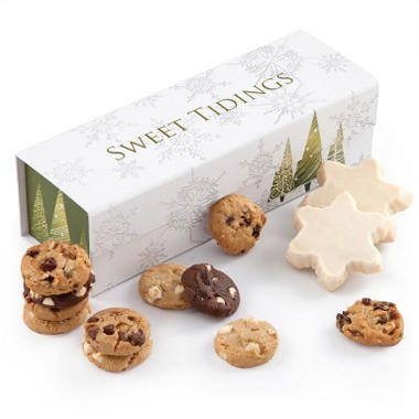 Mrs. Fields Tasty Tidings Treats Trunk