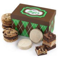 Mrs. Fields Dad's Day Deluxe Gift Box