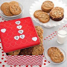 Be Mine 24 Cookie Tin