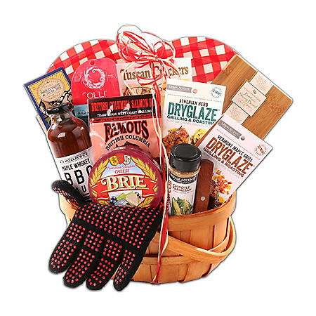 Summertime BBQ Gift Basket