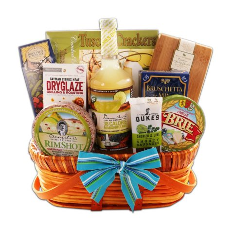 Summertime Margarita Madness Gift Basket