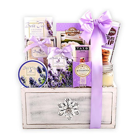 Ultimate Spa Chest Gift Basket