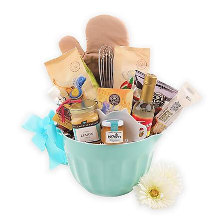 Summertime Baking Gift Basket