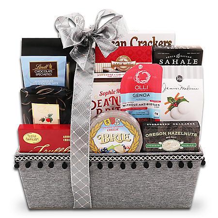 Foodies Favorites Gift Basket