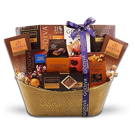 The Ultimate Godiva Gift Basket