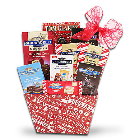 Ghirardelli Holiday Sampler