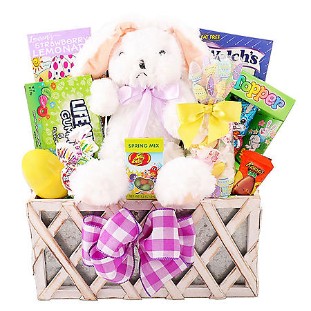 Country Easter Gift Basket
