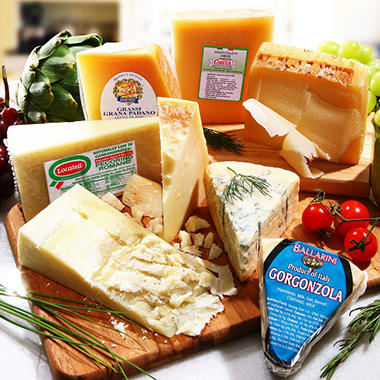 Alder Creek Italian Cheese Collection