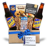 Happy Father's Day Gift Basket