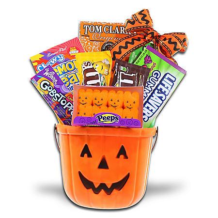 Trick or Treat Bucket of Goodies