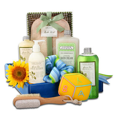 Alder Creek New Baby Spa Gift Tray