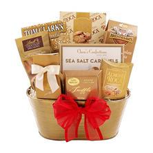 new chocolate assortment gift basket