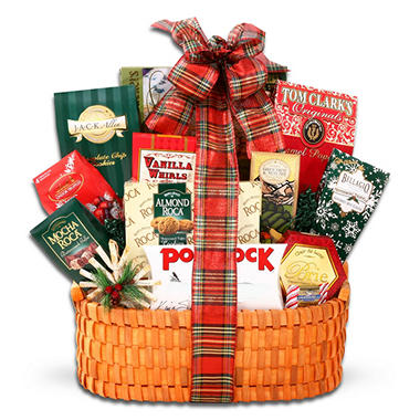 Holiday favorites gift basket sams club holiday favorites gift basket negle Gallery