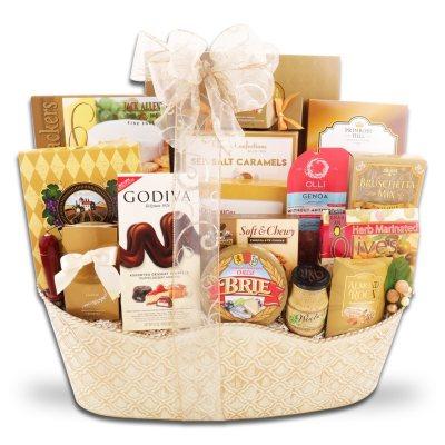 Nut free christmas gift baskets