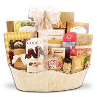 Alder Creek Delicious Mix of Savory and Sweet V.I.P Gift Basket