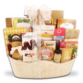 V I P Gift Basket