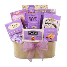 Alder Creek Mother's Day Elegant Gourmet Gift Basket