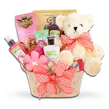 Sweet Bloom Mother's Day Gift Basket