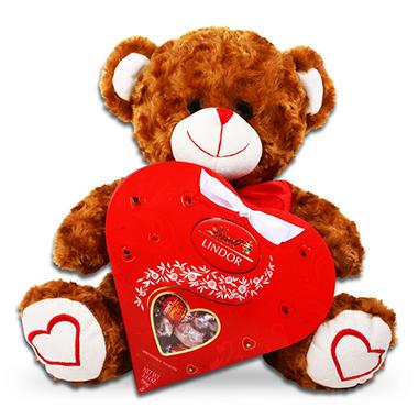 Lindt Valentineu0027s Day Bear