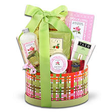 Tea and Treats for Mom Gift Basket