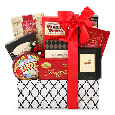Foodie Connoisseur Holiday Basket