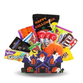 Alder Creek's Halloween Treats Gift Basket