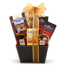 Ghirardelli Chocolate Corporate Basket