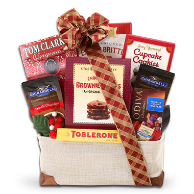 Sweet Selection Chocolate Gift Basket